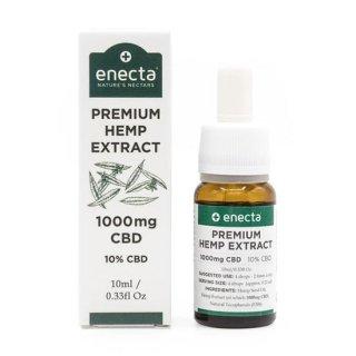 ENECTA CBDオイル[10ml]濃度10% 1000mg[エネクタ]