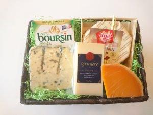 おすすめチーズのギフトセット