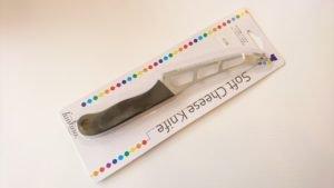 ソフトチーズナイフ