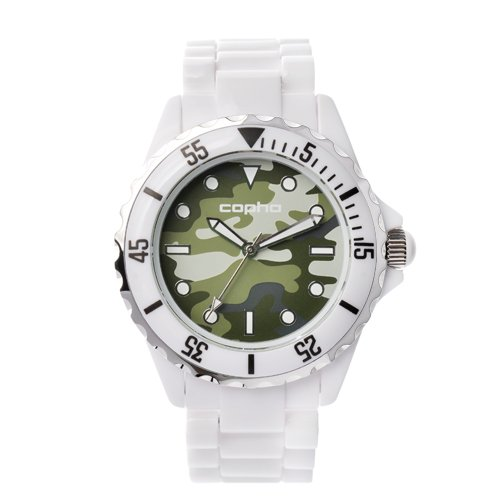 <img class='new_mark_img1' src='https://img.shop-pro.jp/img/new/icons20.gif' style='border:none;display:inline;margin:0px;padding:0px;width:auto;' />COPHA SWAGGER White Green -Camo(コプハ スワッガー ホワイト グリーン-カモ)