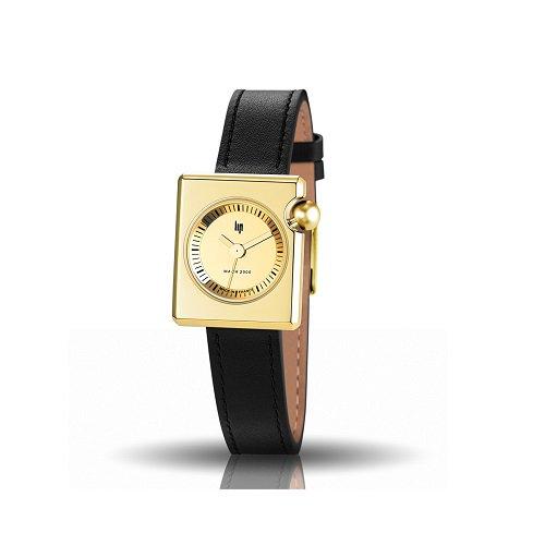 [レディース] フランス発 LIP MACH2000 MINI SQUARE(リップ マッハ2000 ミニ スクエア)LP671101 クォーツ腕時計