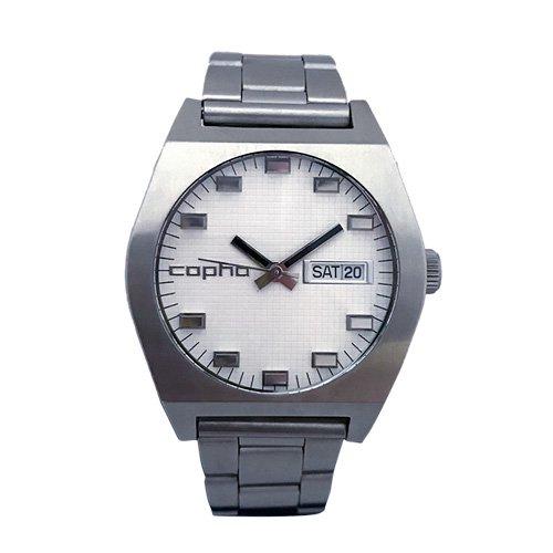 COPHA Kult Steel Bracelet White×Silver(コプハ カルト スチールブレスレット ホワイト×シルバー)