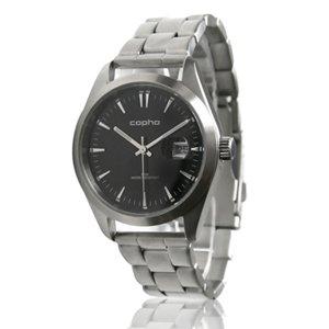 COPHA BASIC TIME 40 Steel Bracelet Black(コプハ ベーシックタイム40 スチールブレスレット ブラック)