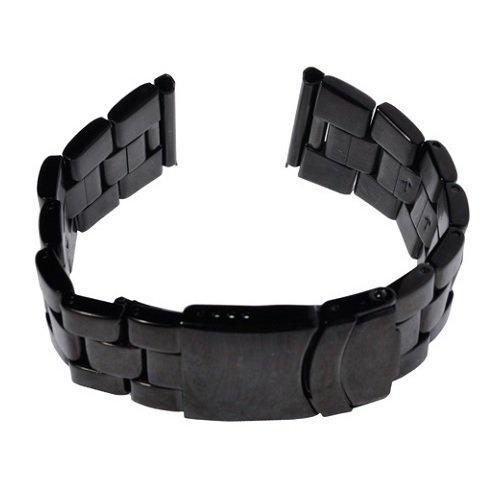 COPHA Steel Bracelet All Black 22mm(コプハ スチールブレスレット オールブラック 22mm)