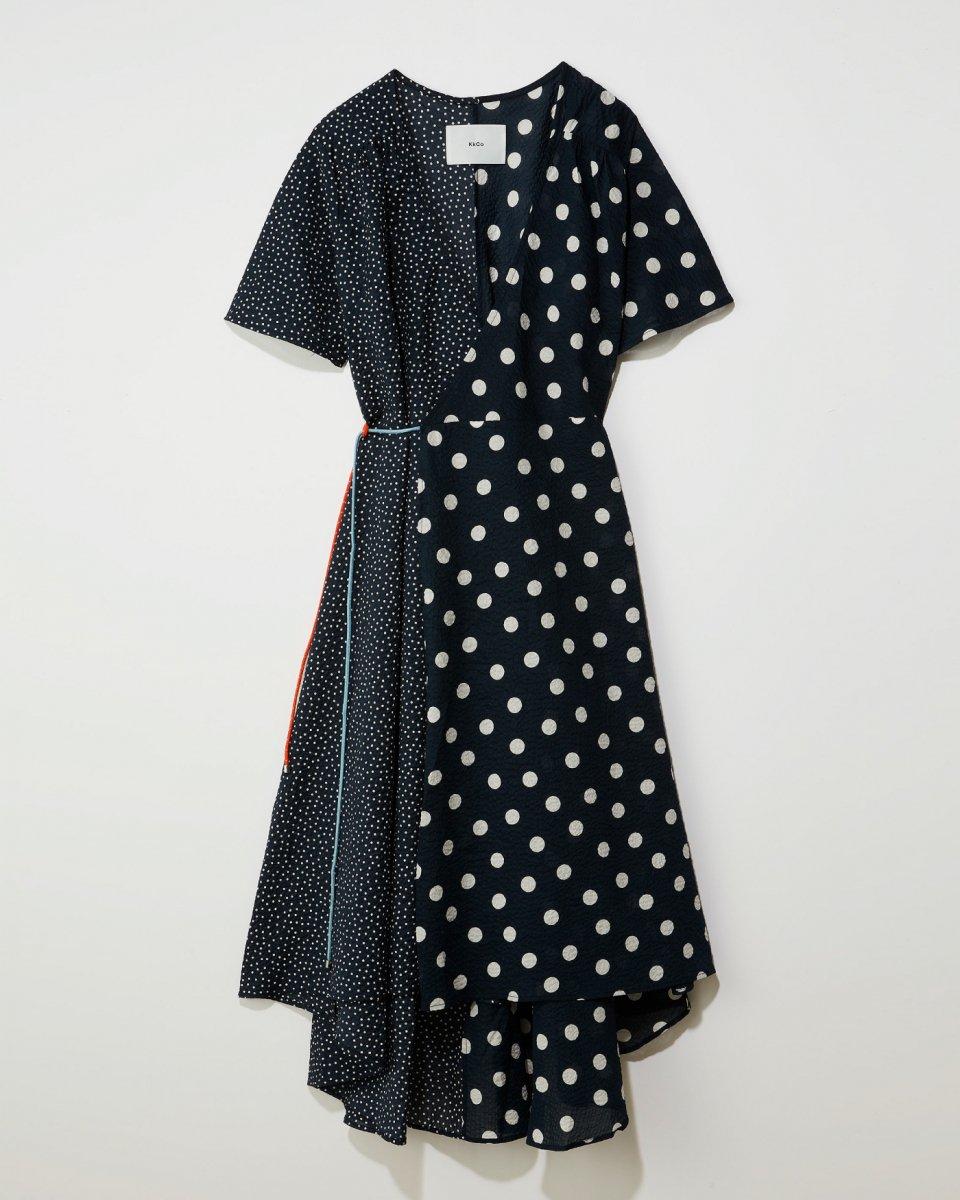 KkCo ラップドレス - ¥39,000