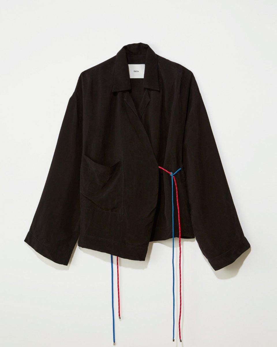 ブラックシャツジャケット - ¥22,330