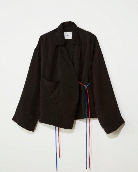 ブラックシャツジャケット - ¥29,700