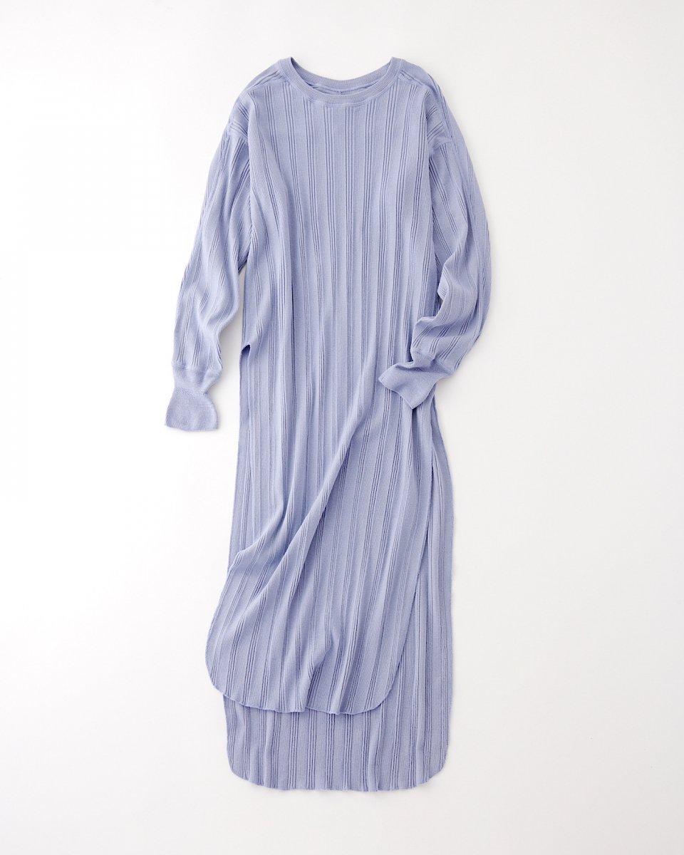 WRYHT リブドレス ヒアシンス - ¥13,860