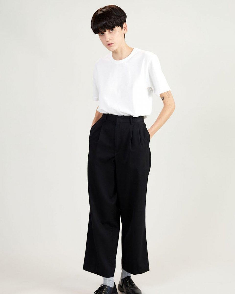 UPCYCLE Tシャツ 白  - ¥4,290