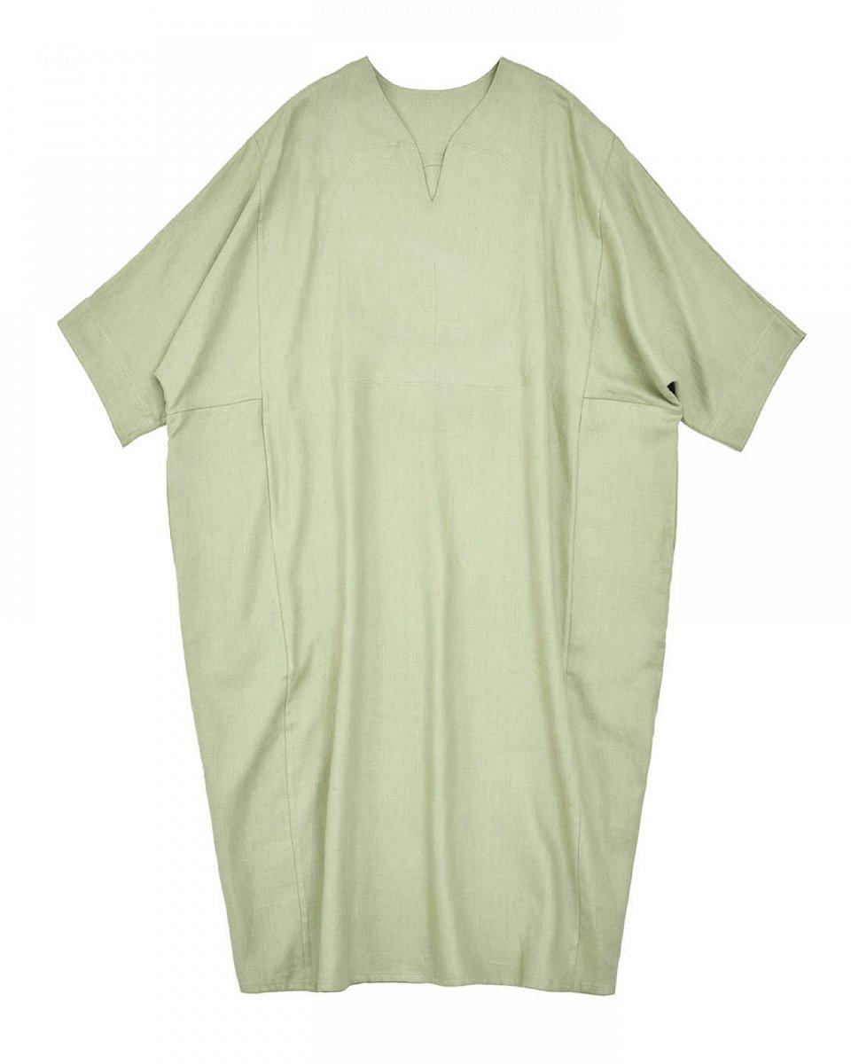 WRYHT リネンオーバーサイズドレス - ¥48,510