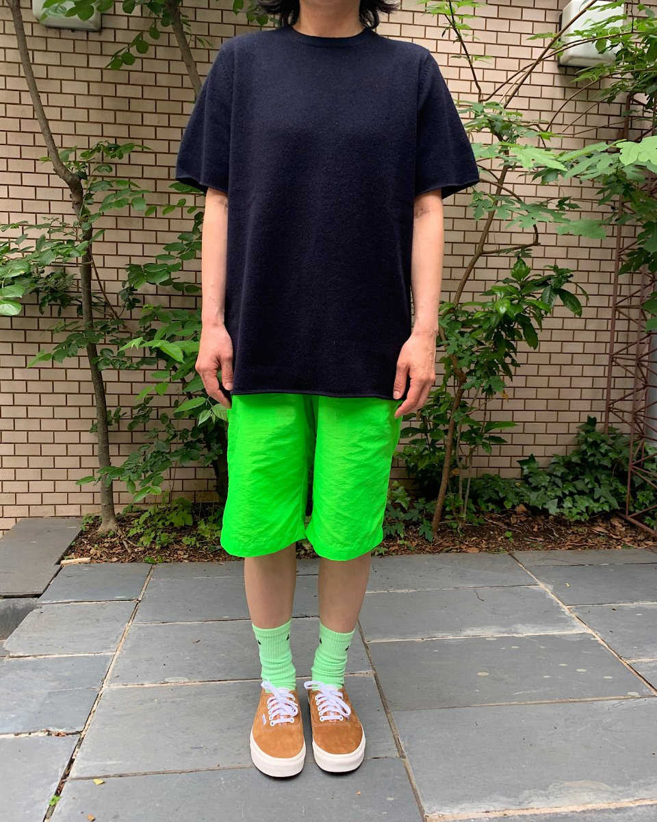 ショートパンツ ナイロンライム - ¥29,700