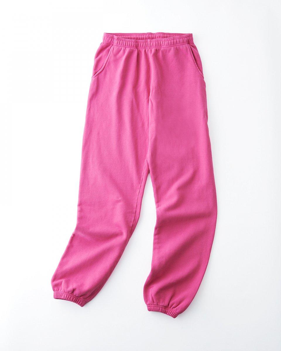 UPCYCLE スウェットパンツ ピンク - ¥12,100