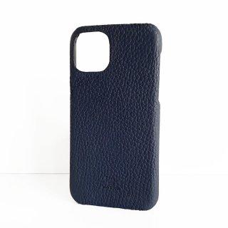 【 ブルーニュイ 】iPhone/smartphone  シンプルレザーケース