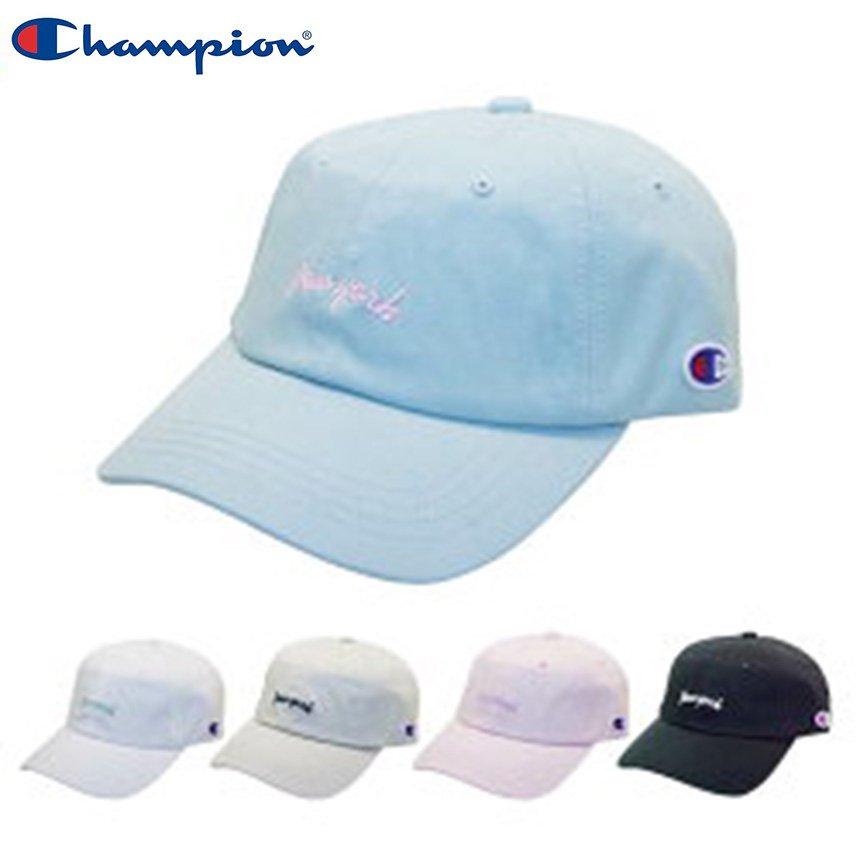 Champion ツイル LOW CAP