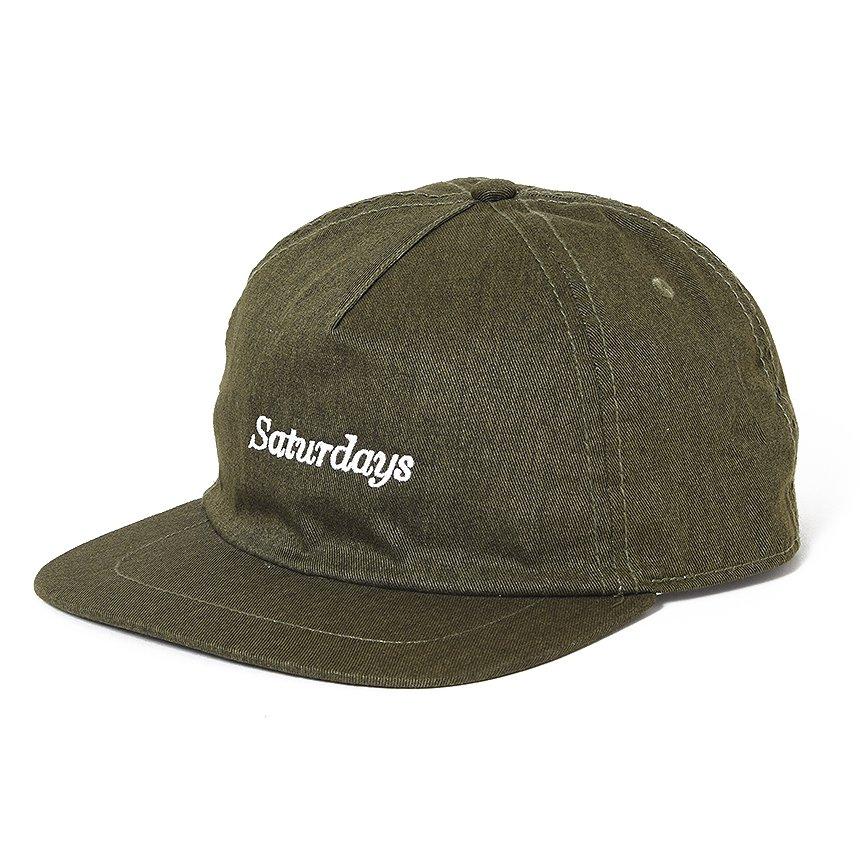 Saturdays CAP 1