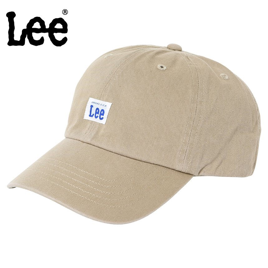 LE LOW CAP COTTON TWILL