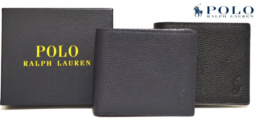 RALPH LAUREN 二つ折り財布