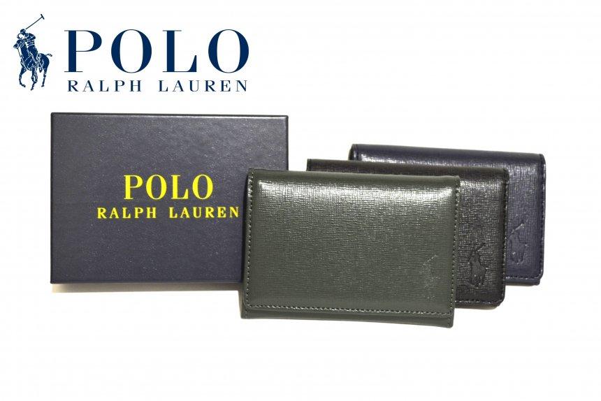 RALPH LAUREN カードケース