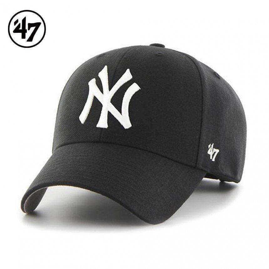 ヤンキース キャップ '47 エムブイピー ブラック
