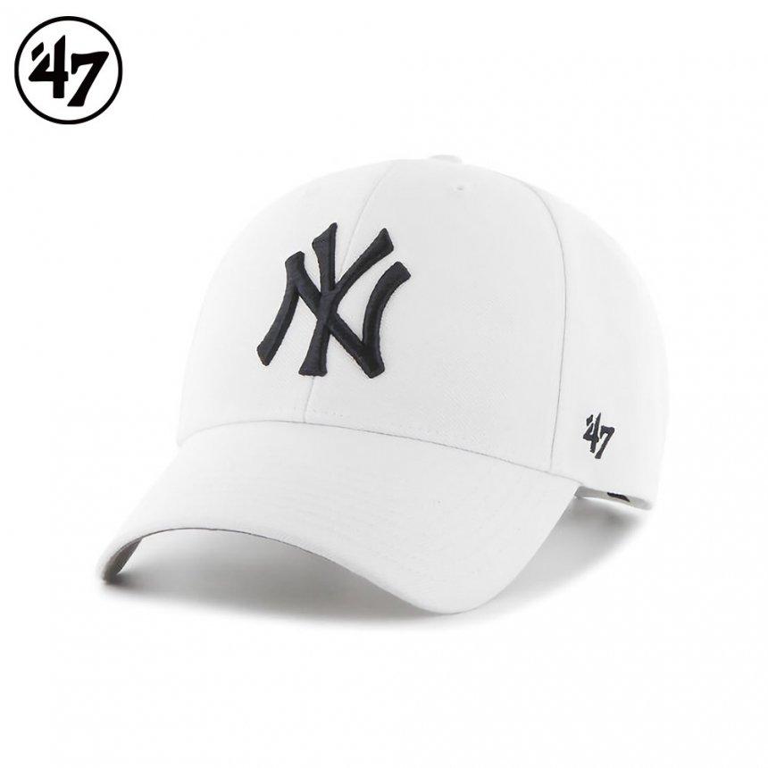 ヤンキース キャップ '47 エムブイピー ホワイト
