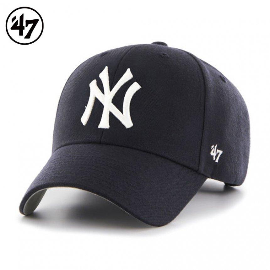 ヤンキース キャップ ホーム '47 エムブイピー ネイビー