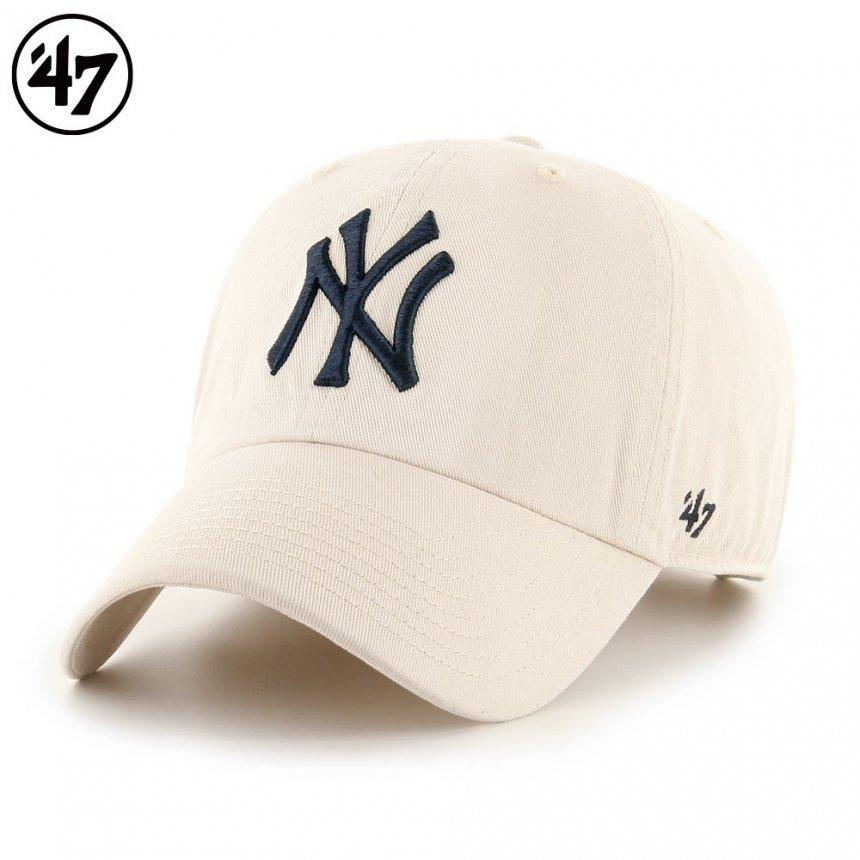 ヤンキース キャップ '47 クリーンナップ ボーン