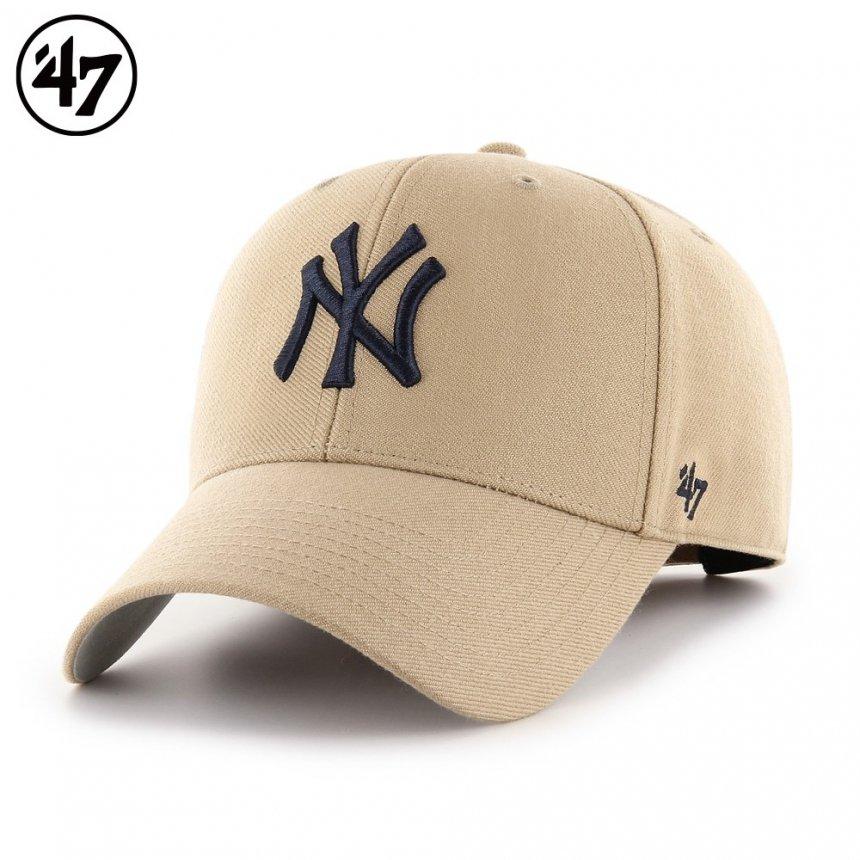 ヤンキース キャップ '47 エムブイピー カーキ