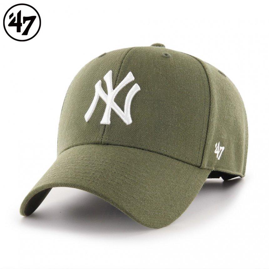 ヤンキース キャップ '47 エムブイピー サンダルウッド
