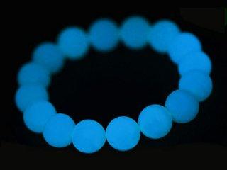 ルミナスストーン ブルー 10mm ブレスレット lum10001b