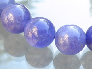 天然石 タンザナイト 8mm ブレスレット tan08001