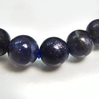 天然石 アイオライト 7mm ブレスレット io07007