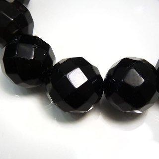 天然石 モリオン 15mm ブレスレット mor15001