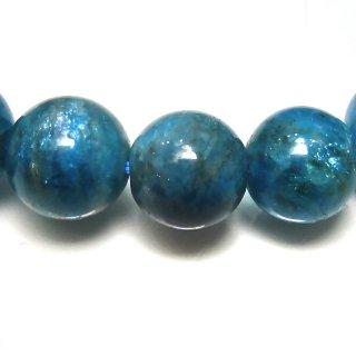 天然石 ブルーアパタイト 9mm ブレスレット apa09006b