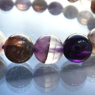 天然石 オーラライト23 8.5mm ブレスレット aur2308.5003