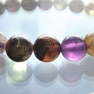 天然石 オーラライト23 8.5mm ブレスレット aur2308.5005