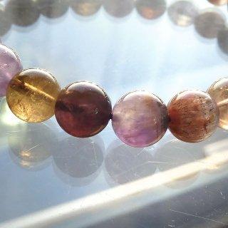 天然石 オーラライト23 8.5mm ブレスレット aur2308.5007