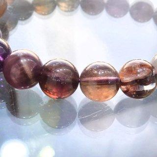 天然石 オーラライト23 8.5mm ブレスレット aur2308.5006