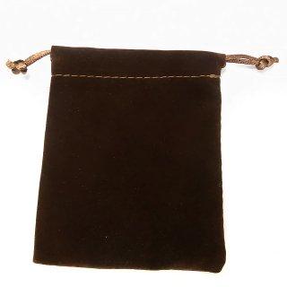 スエード調巾着 ブラウン bag_0_0_br