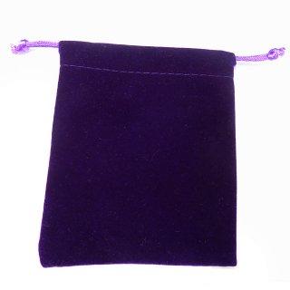 スエード調巾着 パープル bag_0_0_per