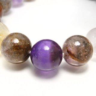 天然石 オーラライト23 10mm ブレスレット aur2310004