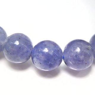 天然石 タンザナイト 7.5mm ブレスレット tan07.5001