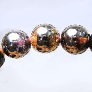 天然石 ディープカラートルマリン 8.5mm ブレスレット tou08.5003d