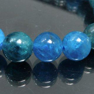 天然石 ブルーアパタイト 8mm ブレスレット apa08001