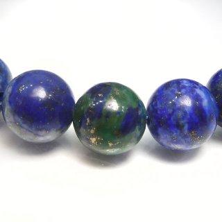 天然石 アズマラカイト 8.5mm ブレスレット azu08002