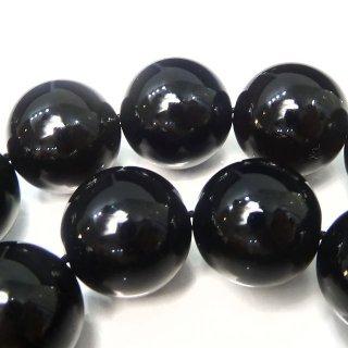 【1粒売り】モリオン 黒水晶 14mm mor_ro_14_0