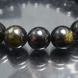 天然石 ディープカラートルマリン 8.5mm ブレスレット tou08.5004d
