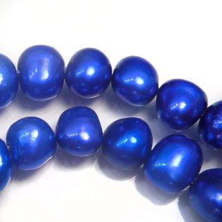 淡水パール ポテト ブルー 半連 約20cm pea_20_42_b