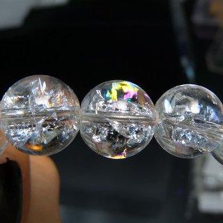 天然石 ヒマラヤ アイリスクォーツ 10mm ブレスレット iri10001