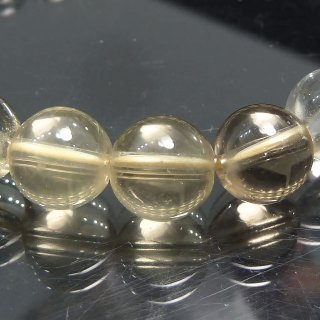 天然石 レモンクォーツ 8mm ブレスレット lem08002