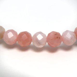天然石 ピンクオパール タンブル 4mm ブレスレット opa04002p
